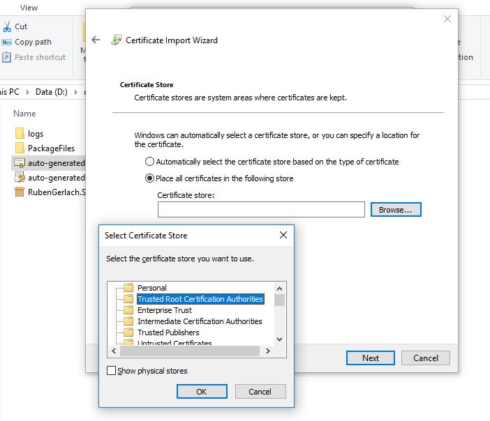 Publishing an Adobe Air app to the Windows Store – Haxe + Air = <3